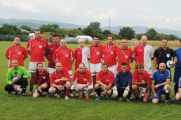 Jednota Trenčín hrala proti Opatovej