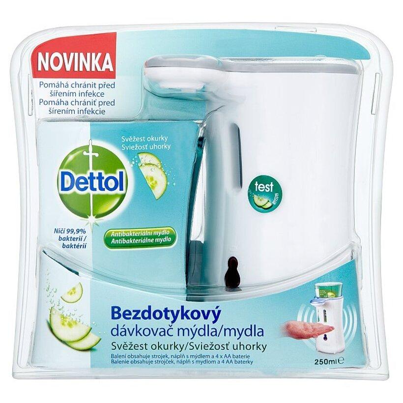 Dettol Bezdotykový dávkovač mydla 250 ml