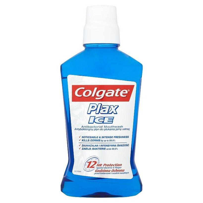 Colgate Plax ice ústna voda 500 ml