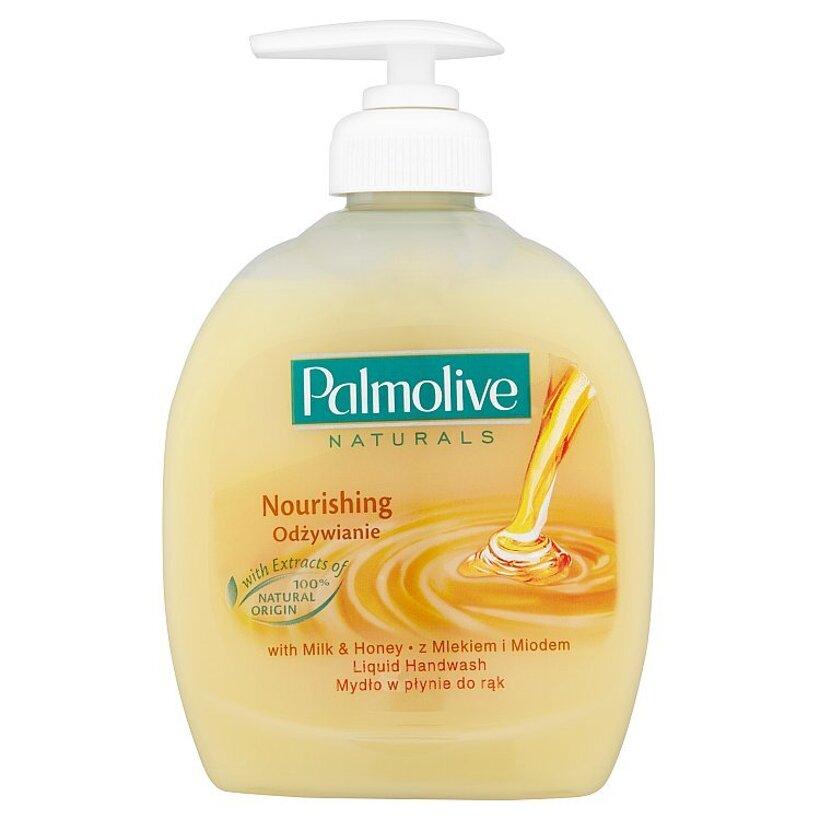 Palmolive Naturals Nourishing tekutý prostriedok na umývanie rúk med a aloe vera 300 ml