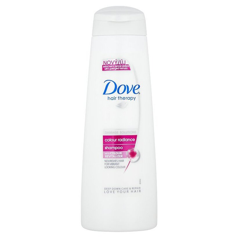 Dove Hair Therapy Colour radiance šampón 250 ml