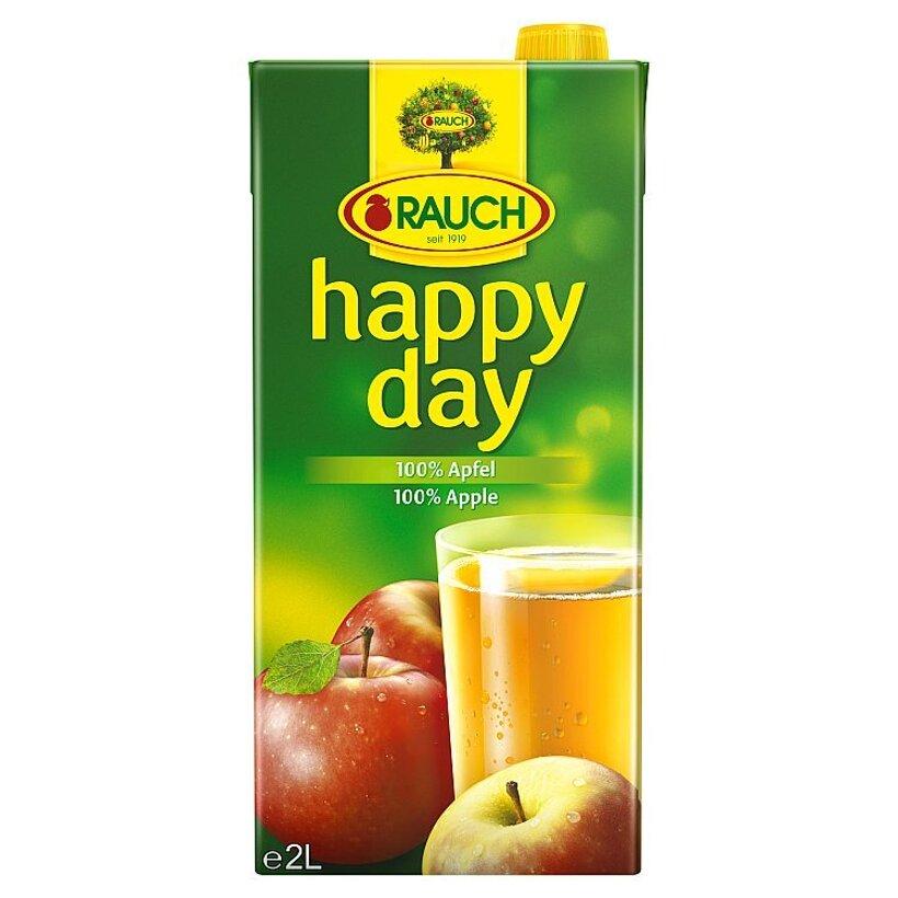 Rauch Happy Day 100% jablková šťava 2 l