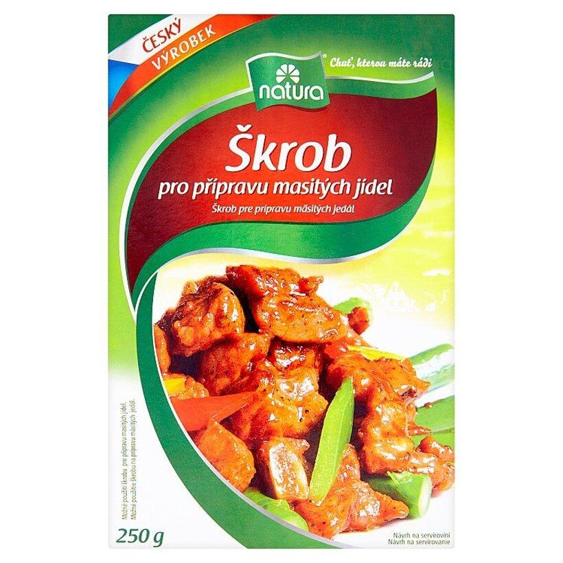 Natura Škrob pre prípravu mäsitých jedál 250 g