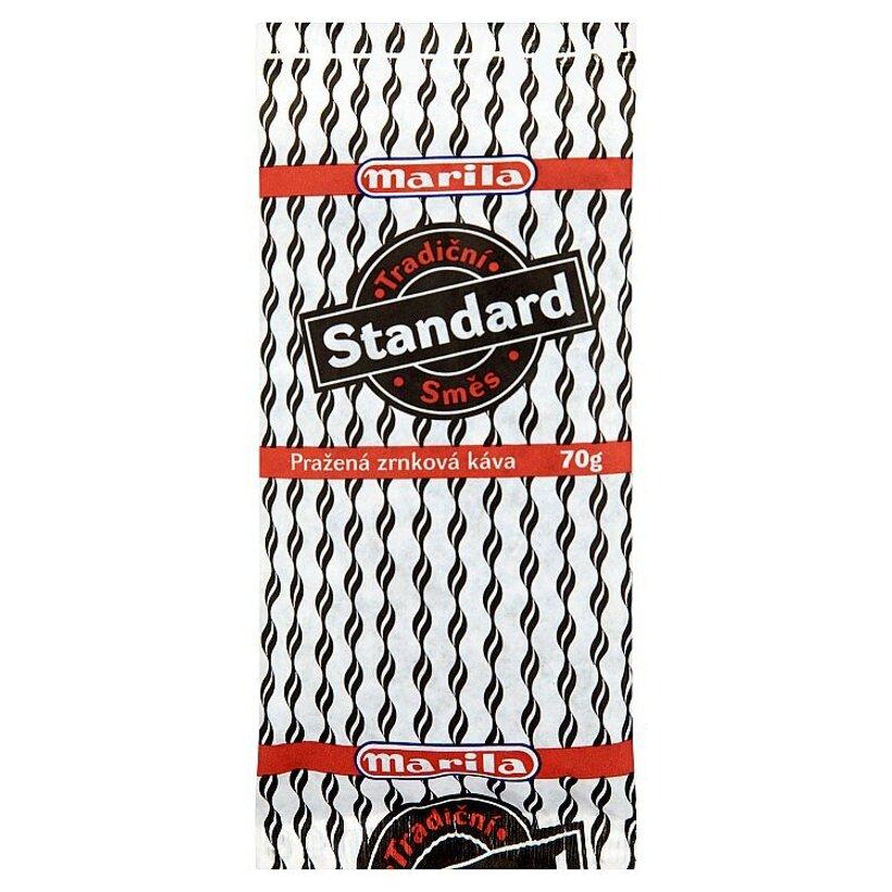 Marila Standard pražená zrnková káva 70 g
