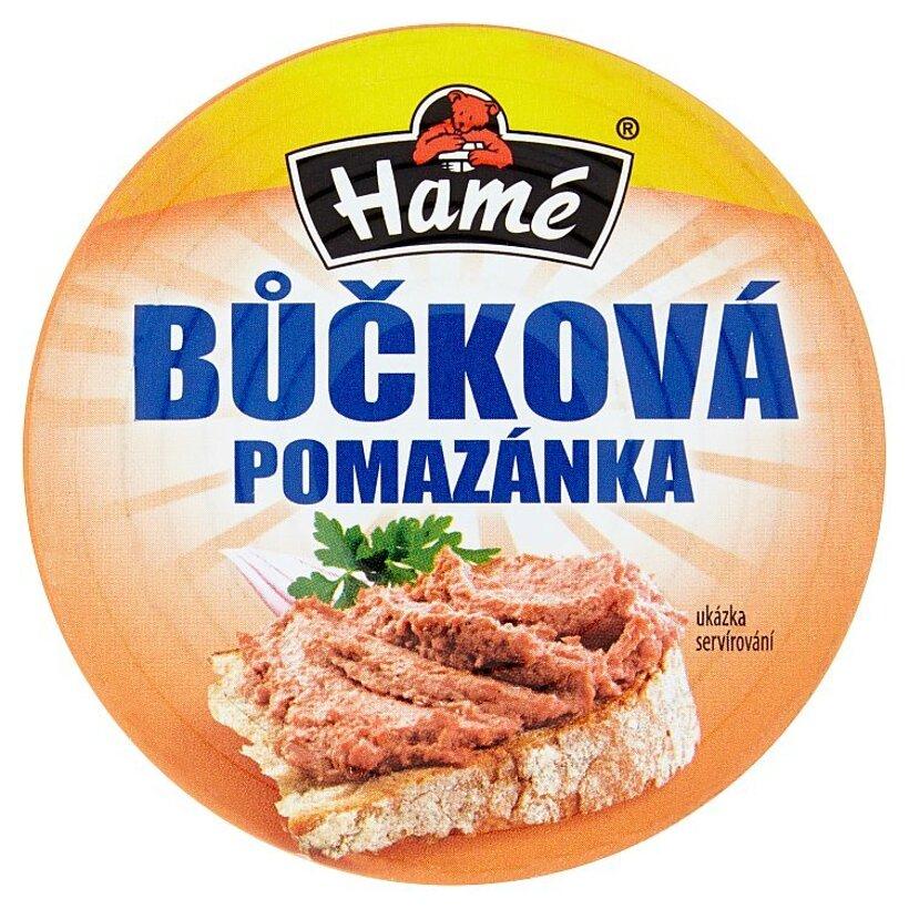 Hamé Bôčiková nátierka 115 g