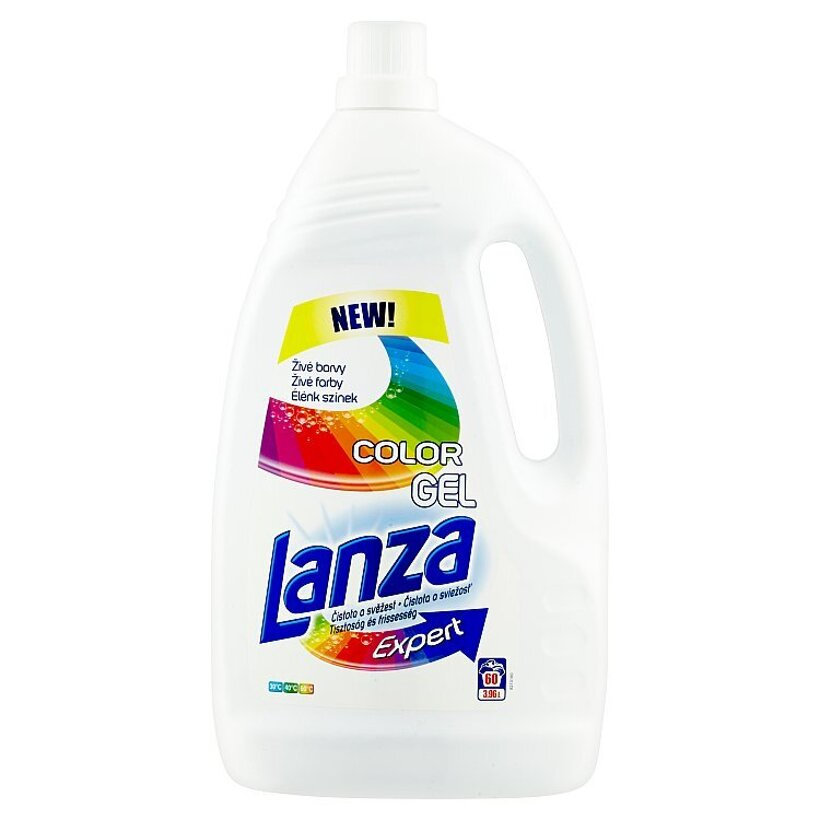 Lanza Expert Color gel 60 praní 3,96 l
