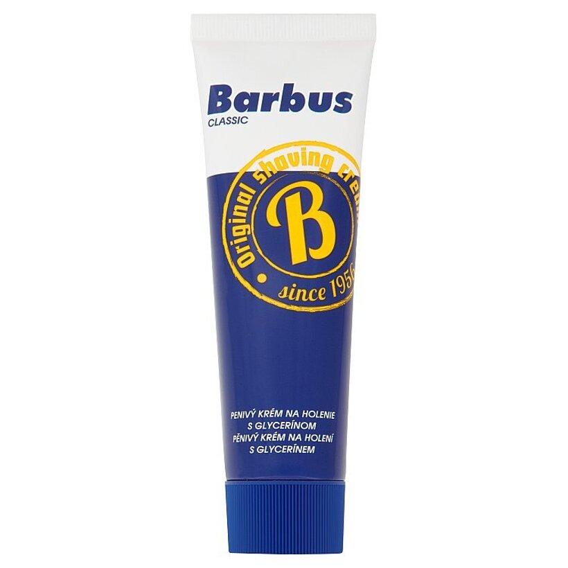 Barbus Classic penivý krém na holenie s glycerínom 75 g
