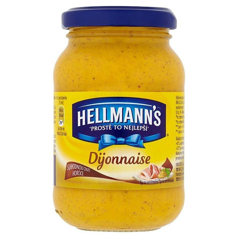 Hellmann's Dijonnaise omáčka 225 ml