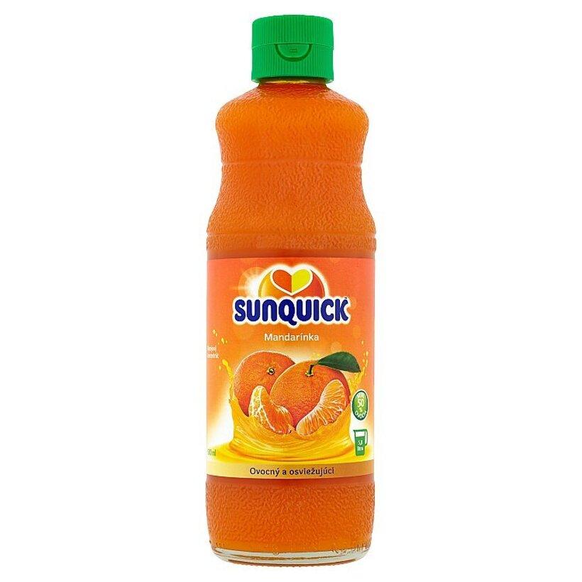 Sunquick Nápojový koncentrát mandarínka 580 ml