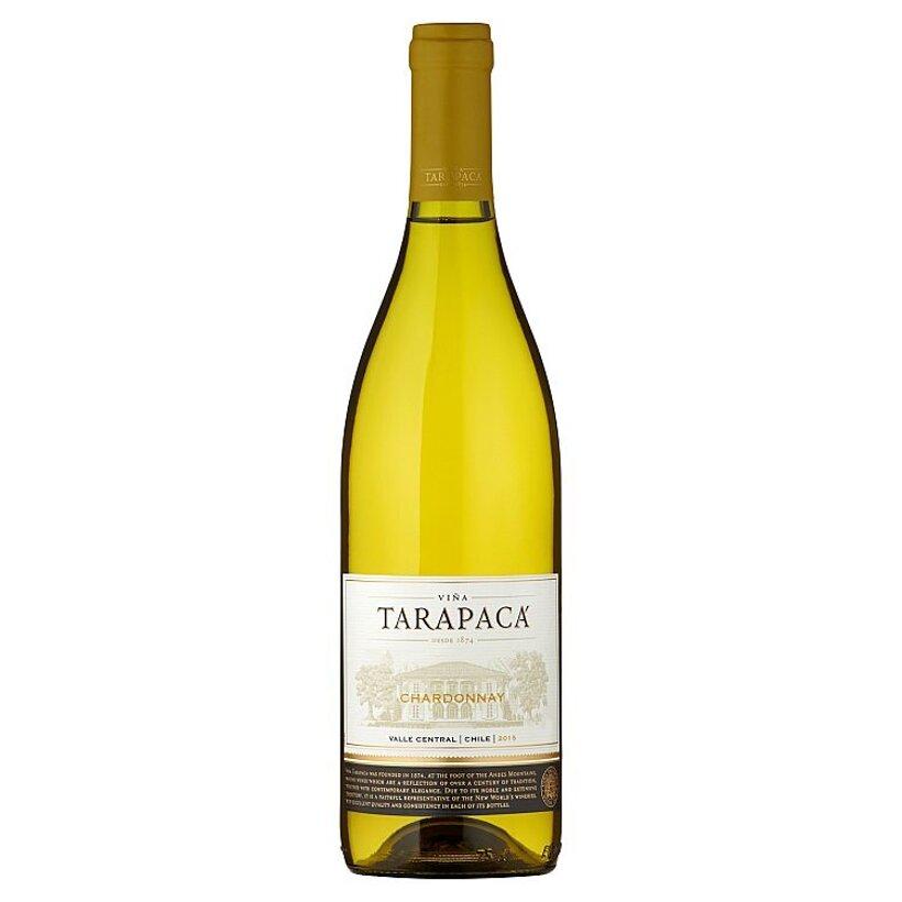Viña Tarapacá Chardonnay biele víno z Chile 0,75 l