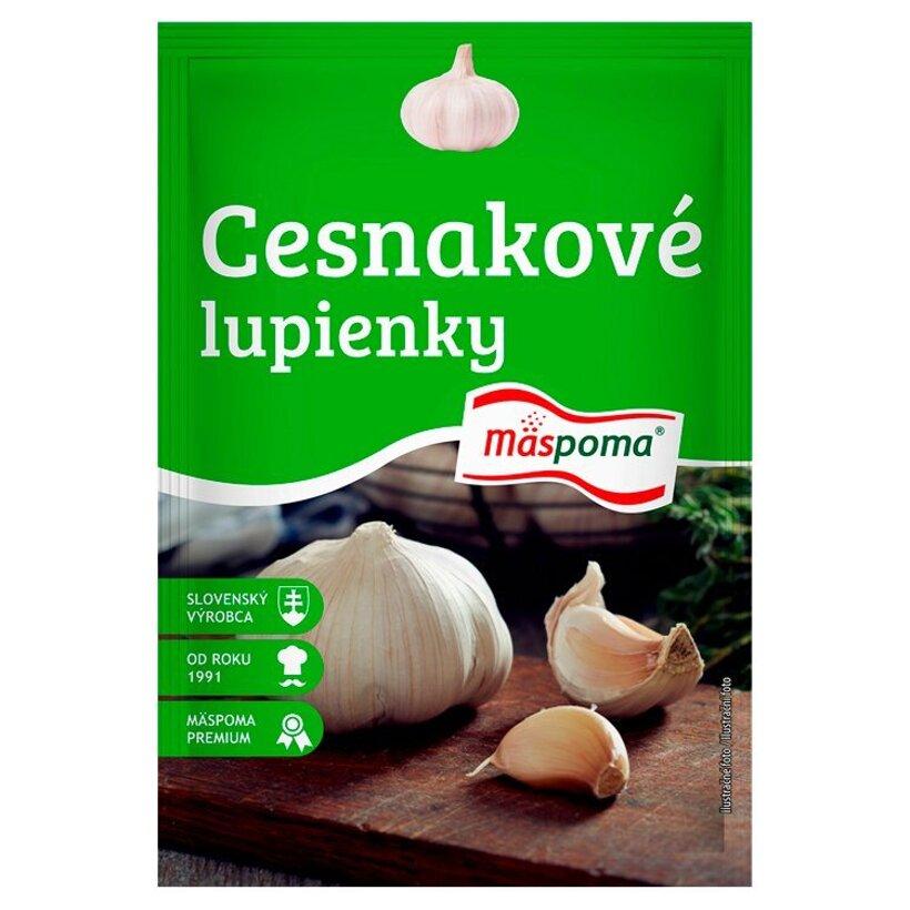 Mäspoma Cesnakové lupienky 10 g
