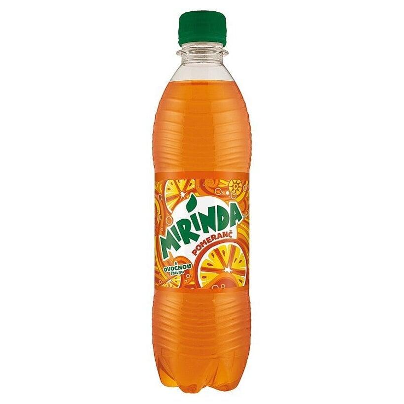 Mirinda Pomaranč 0,5 l