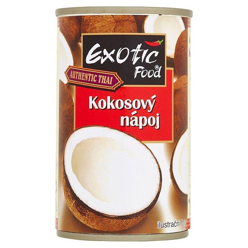 Exotic Food Authentic thai kokosový nápoj sterilizovaný 160 ml