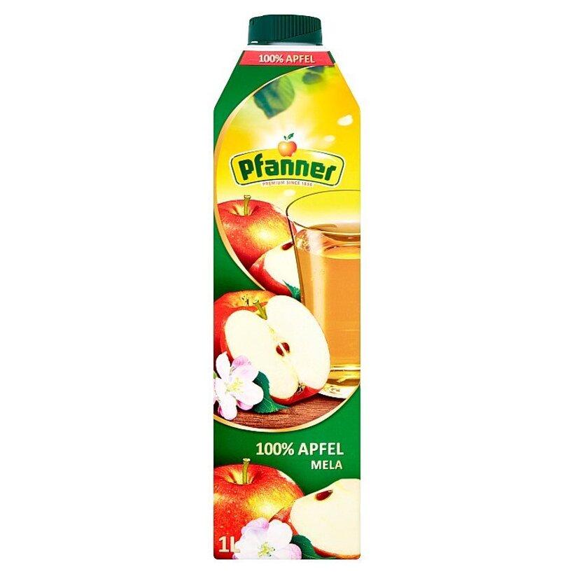 Pfanner 100% jablková šťava 1 l