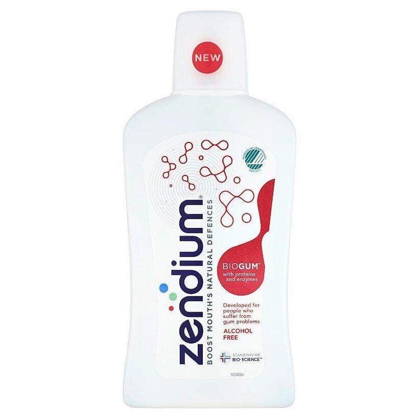 Zendium Biogum Ústna voda 500 ml