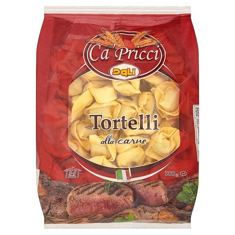 Dali Ca' Pricci Tortelli vaječné rezance plnené bravčovým mäsom 500 g
