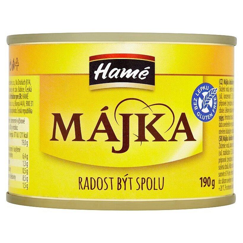 Hamé Májka Lahôdkový bravčový krém 190 g