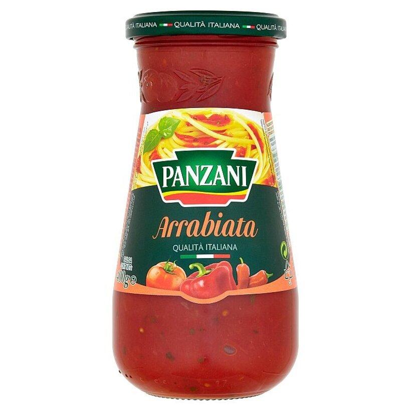 Panzani Arrabiata pikantná paradajková omáčka 400 g