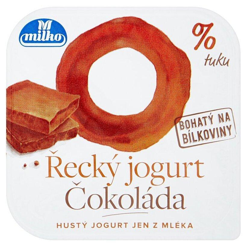 Milko Řecký jogurt čokoláda 140 g