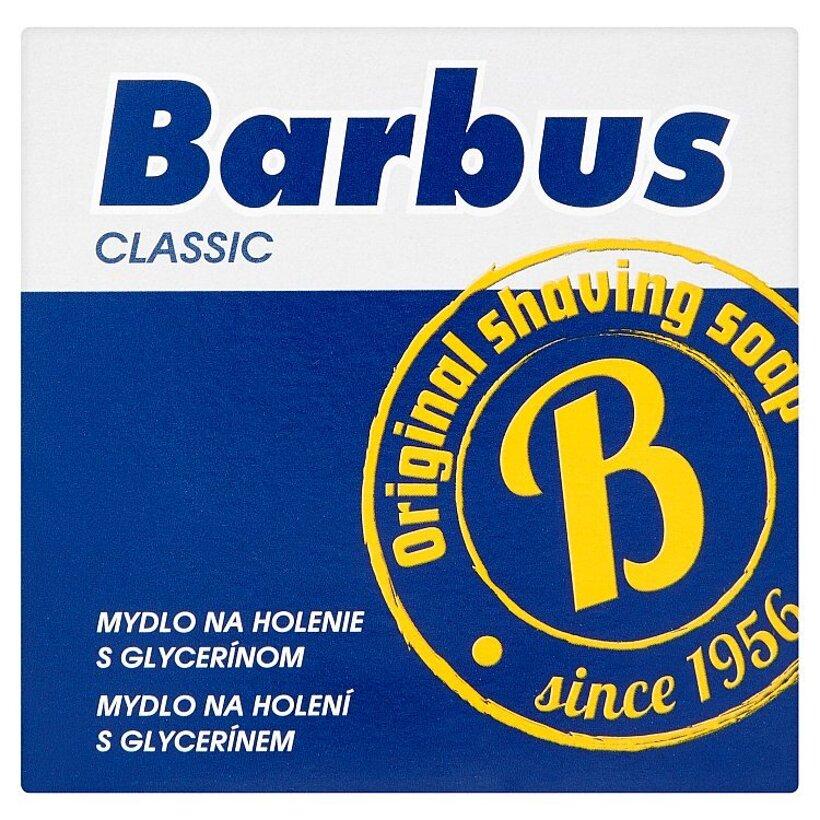 Barbus Classic mydlo na holenie s glycerínom 150 g