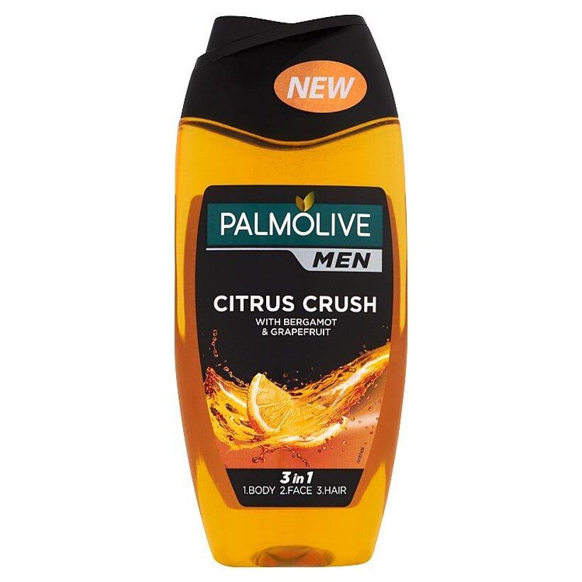 Palmolive Men Citrus Crush 3 v 1 sprchový gél na telo, tvár a vlasy 250 ml