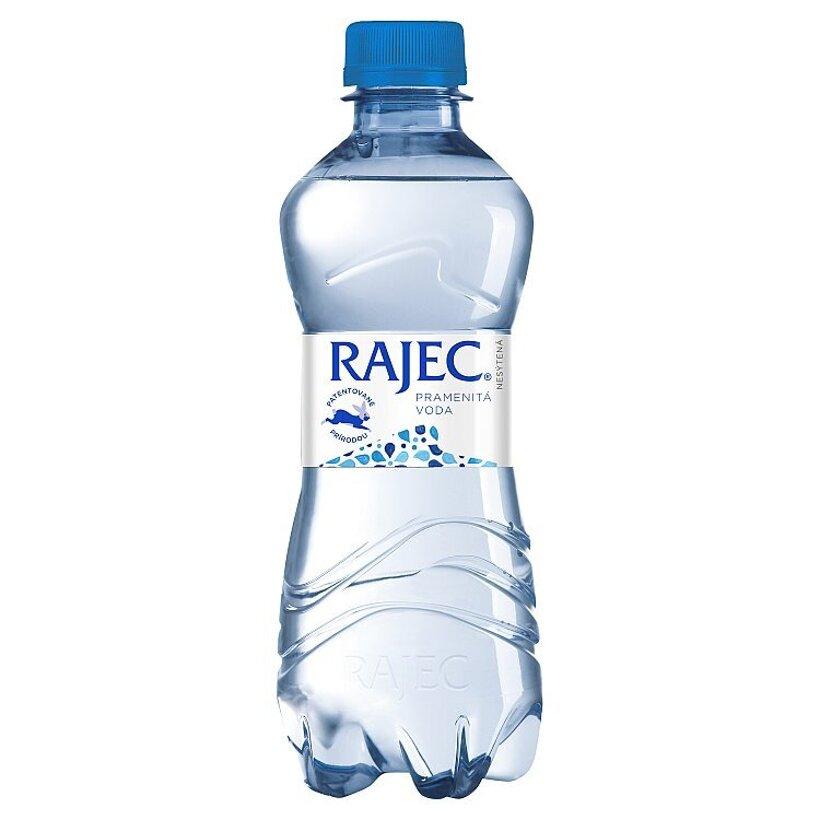 Rajec Pramenitá voda nesýtená 0,33 l