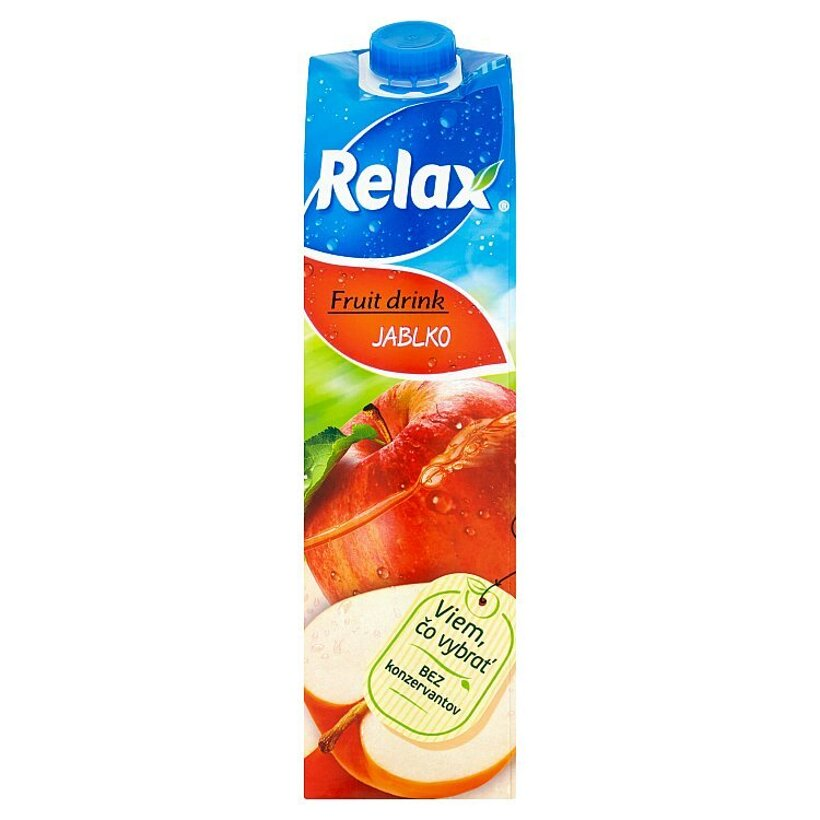 Relax Fruit Drink jablko 1 l