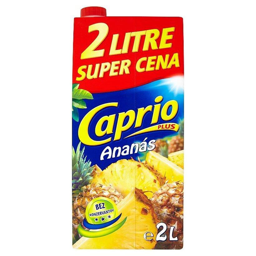Caprio Plus Ananás 2 l