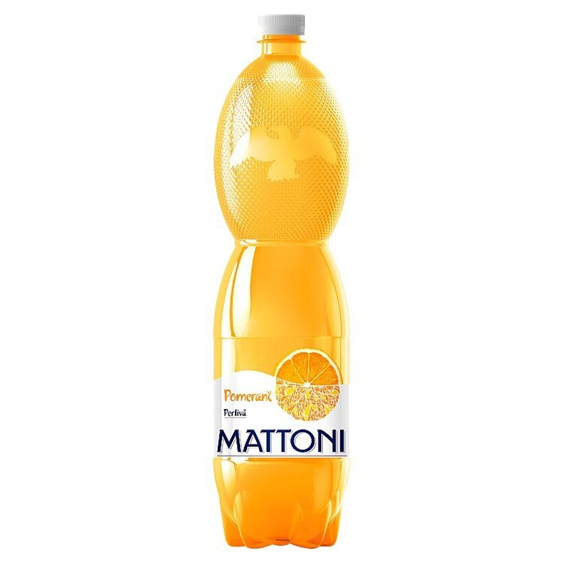 Mattoni Pomaranč perlivá 1,5 l