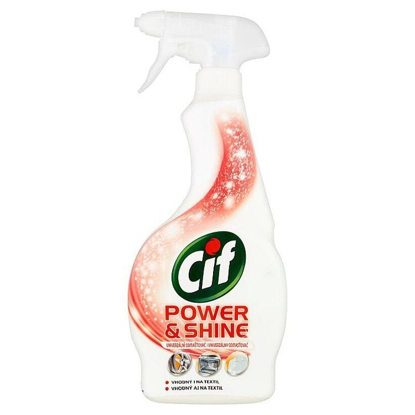 Cif Power&Shine Univerzálny odmasťovač 500 ml