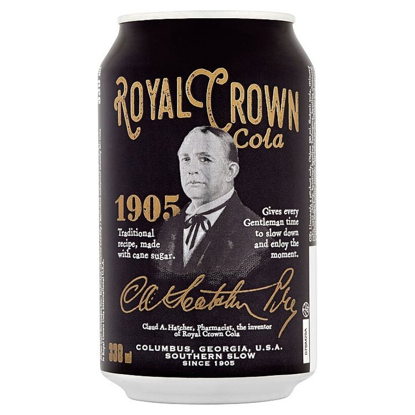 Royal Crown Cola Classic 330 ml
