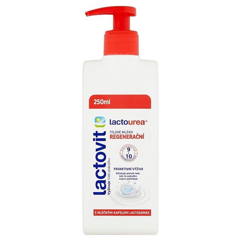 Lactovit Lactourea¹⁰ regeneračné telové mlieko 250 ml