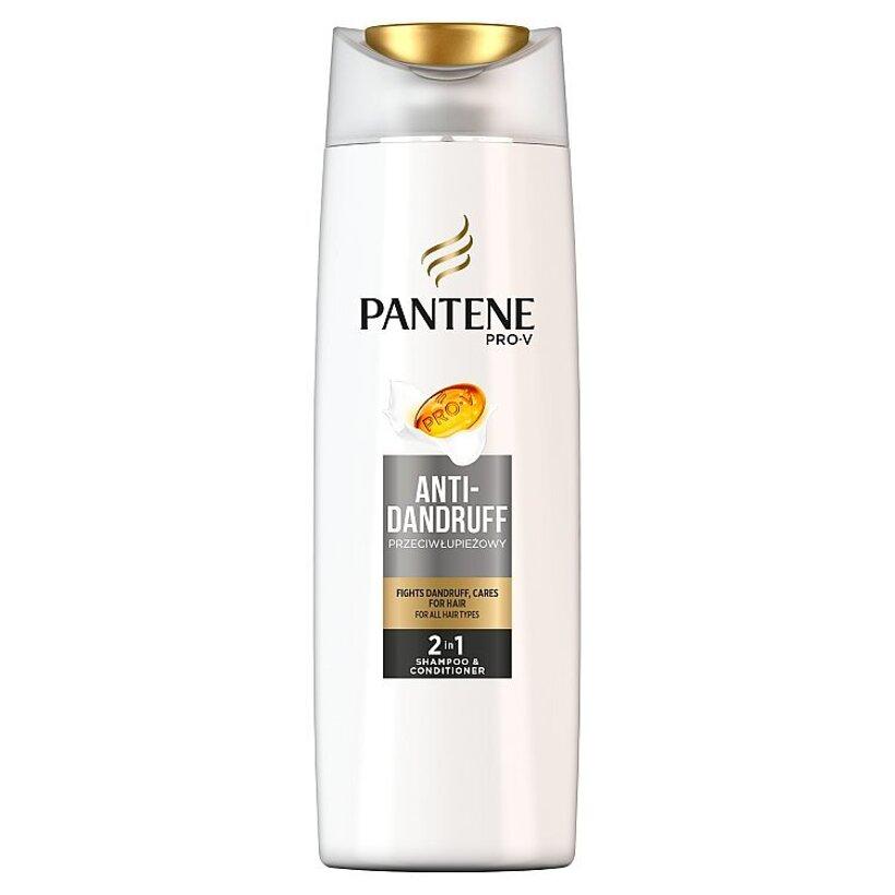 Pantene Pro-V Anti-Dandruff Šampón ABalzam Na Vlasy Proti Lupinám 2v1 400 Ml