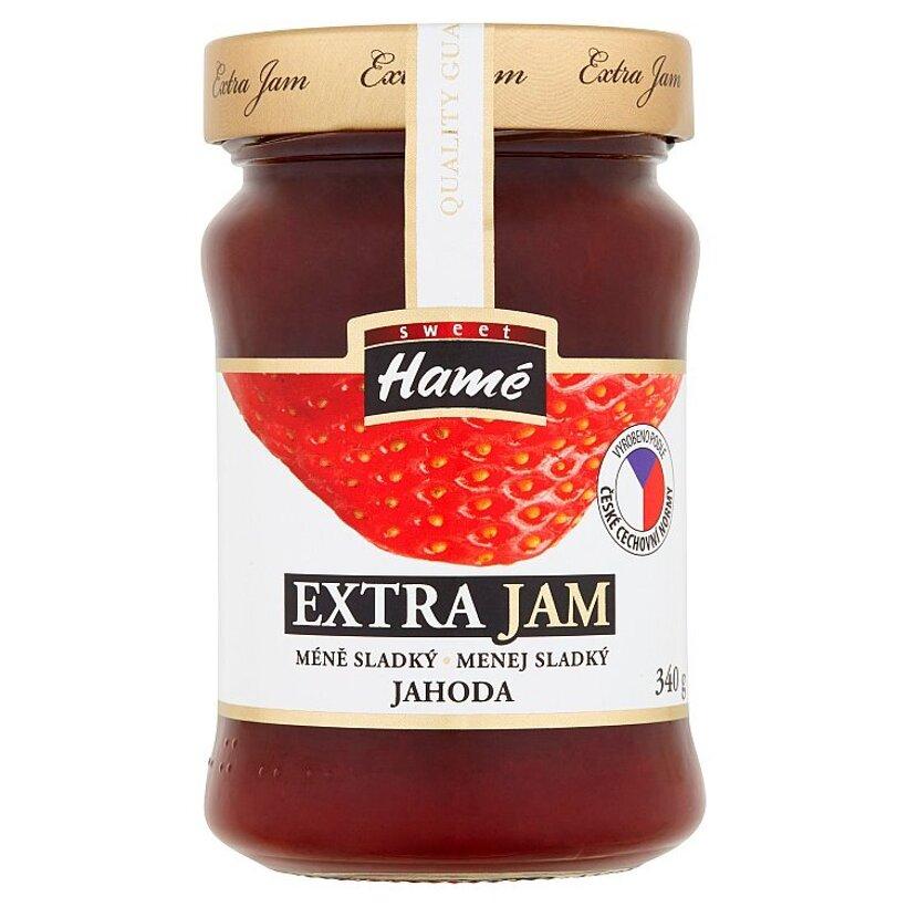 Hamé Extra Jam Jahoda 340 g