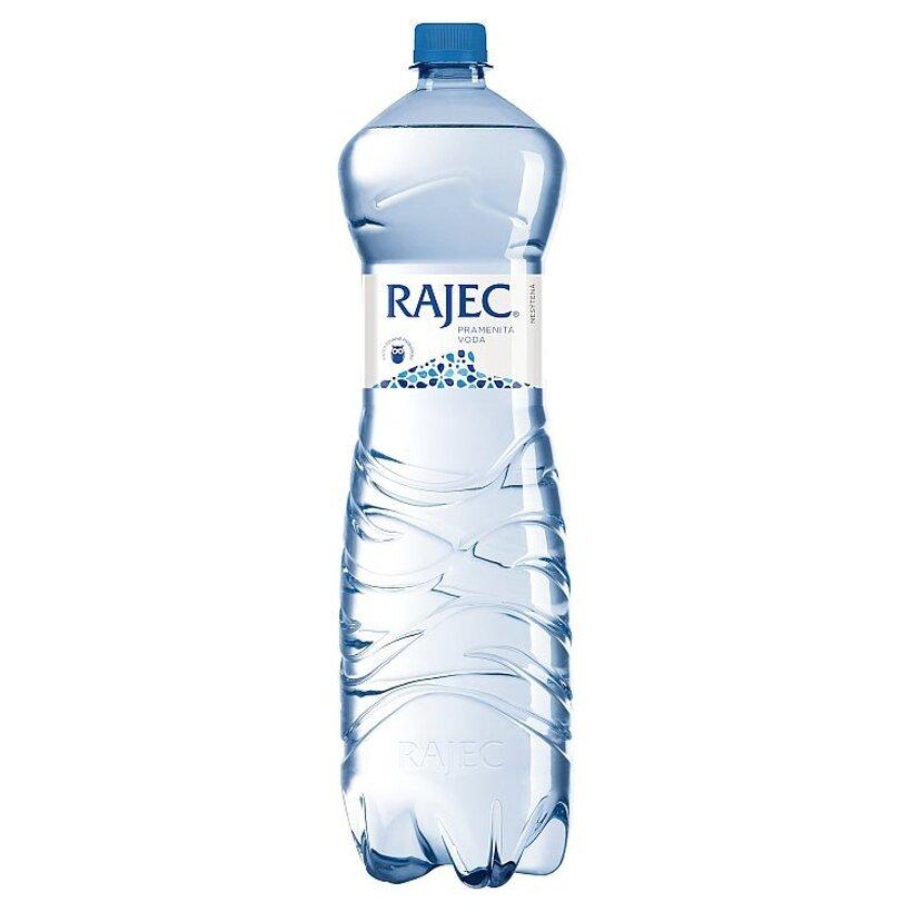 Rajec Pramenitá voda nesýtená 1,5 l