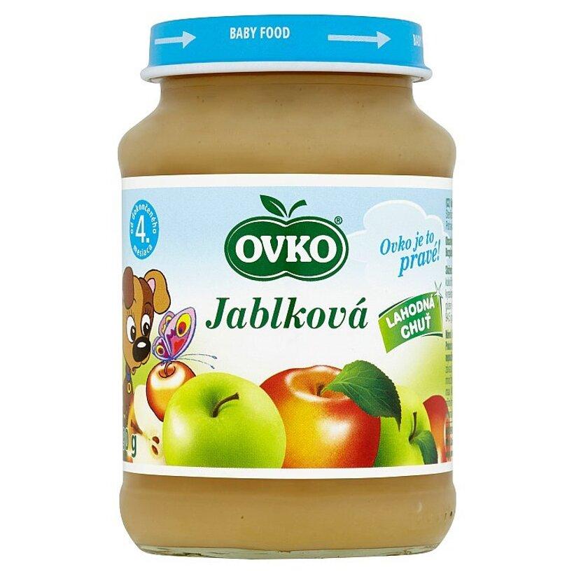 Ovko Jablková 190 g