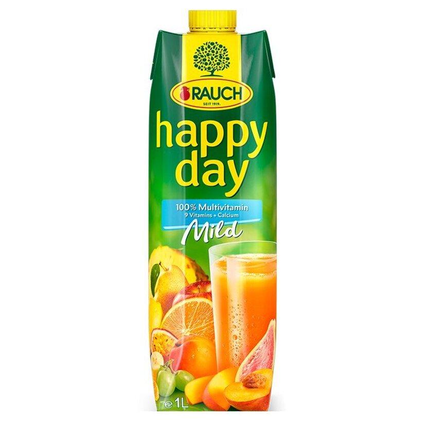 Rauch Happy Day Mild 100% multivitamín 1 l