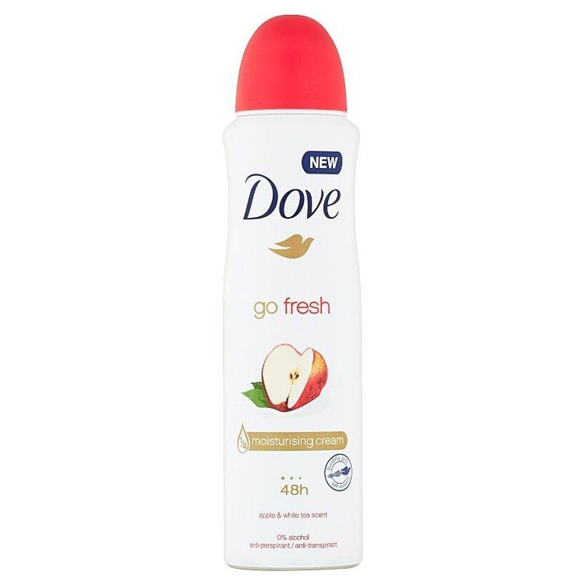 Dove Go Fresh Apple & White Tea antiperspirant sprej 150 ml
