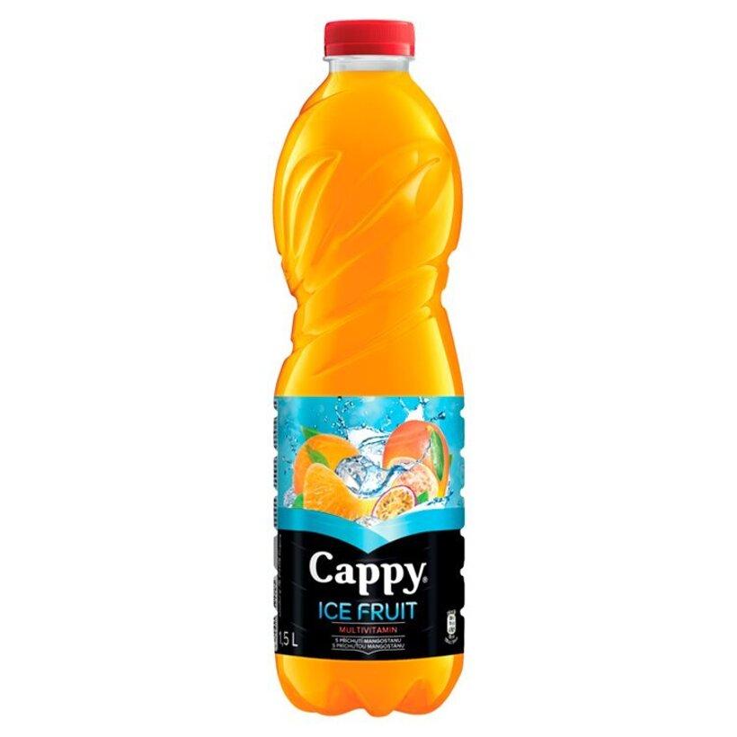 Cappy Ice Fruit Multivitamín 1,5 l