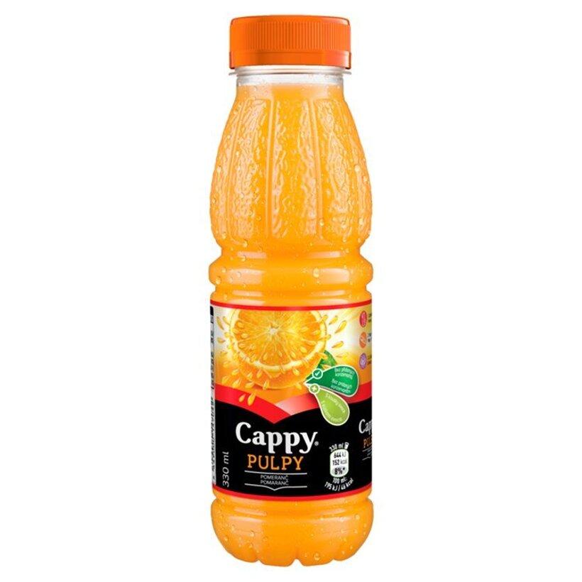 Cappy Pulpy Pomaranč 330 ml
