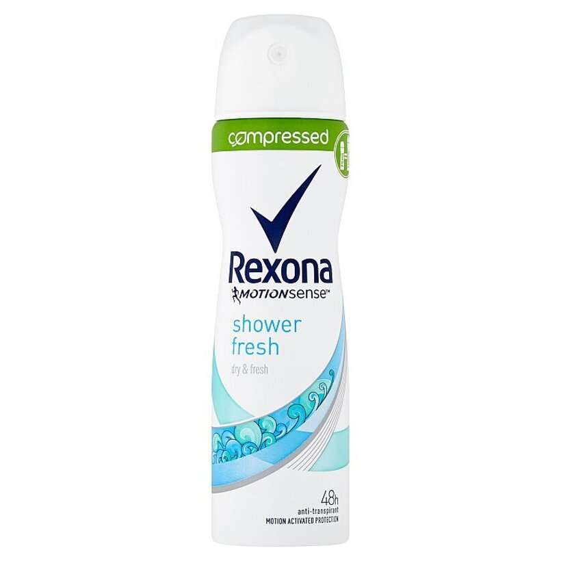 Rexona Shower Fresh antiperspirant sprej 75 ml