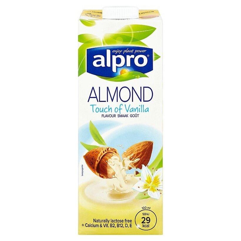 Alpro Mandľový nápoj s vanilkovou arómou 1 l