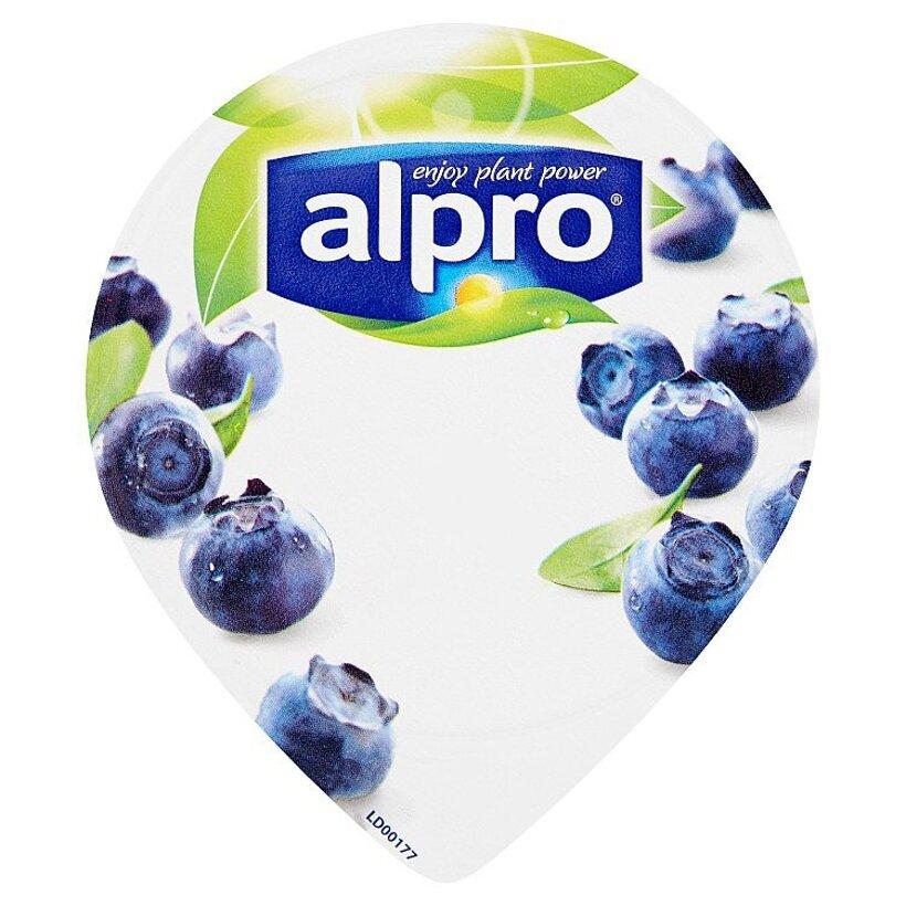 Alpro Fermentovaný sójový výrobok čučoriedka 150 g