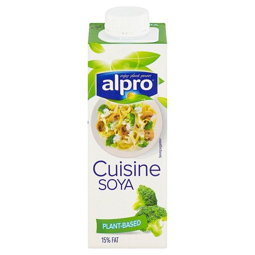 Alpro Sójový výrobok na varenie 250 ml