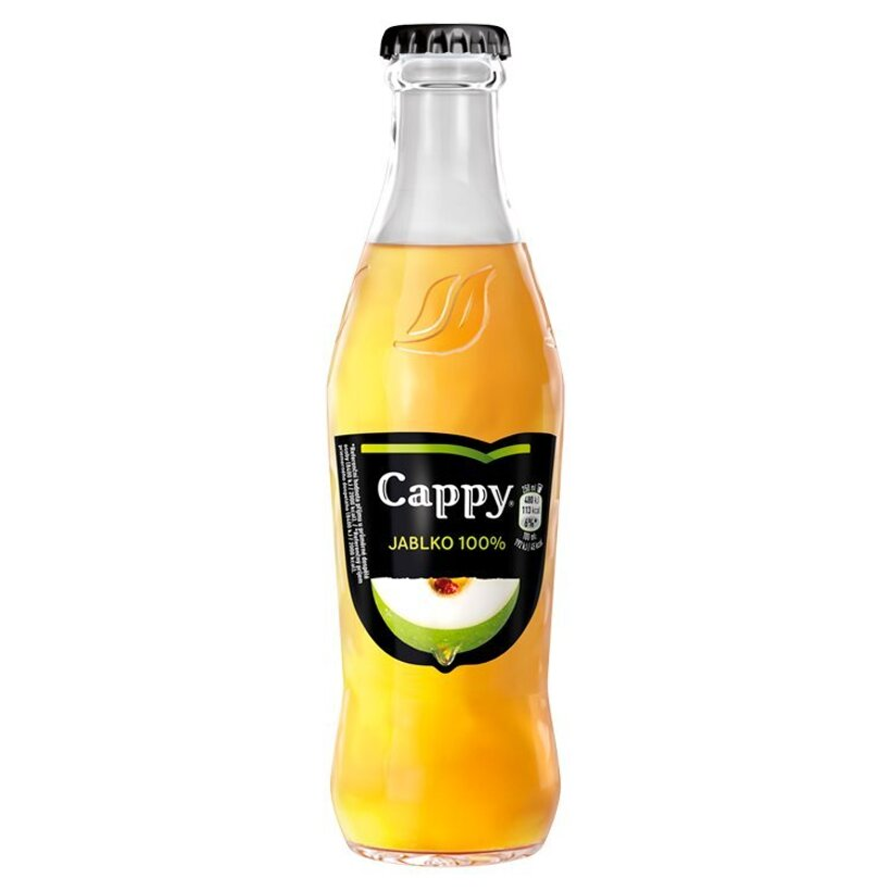 Cappy Jablko 100 % 250 ml