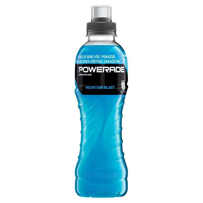 Powerade Mountain Blast izotonický športový nápoj 500 ml