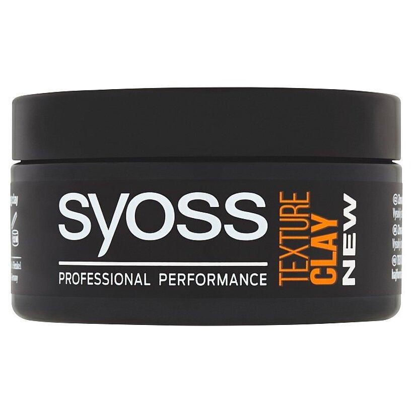 Syoss zmatňujúca stylingová hlina na vlasy Texture Clay 100 ml
