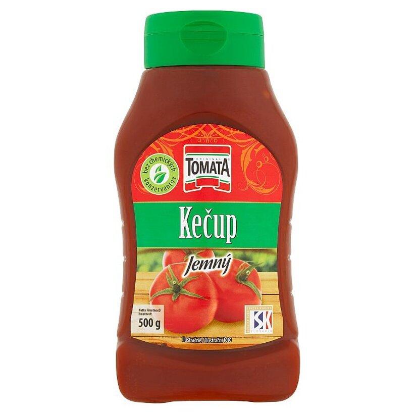 Tomata Kečup jemný 500 g