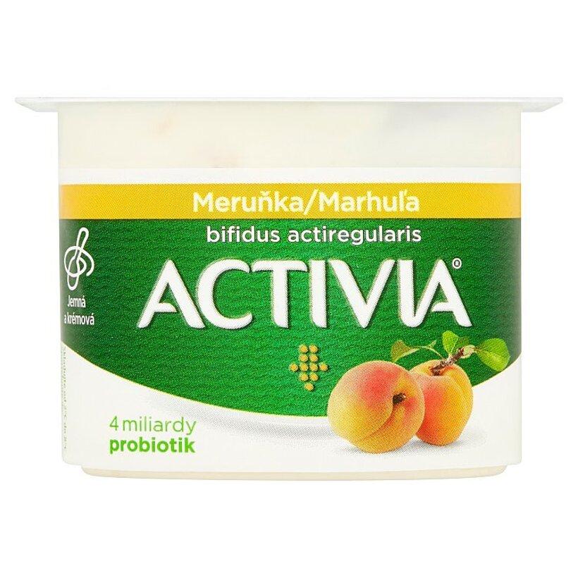 Danone Activia Jogurt marhuľa 120 g
