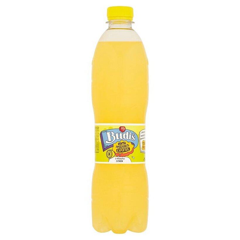 Budiš S príchuťou citrón 0,6 l